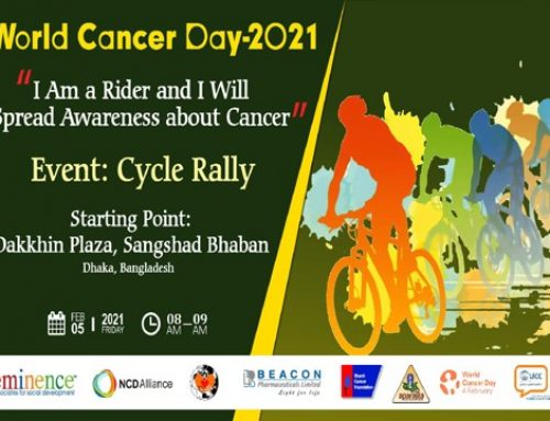 'Cycle Rally' for World Cancer Day – 2021